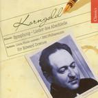 Korngold: Lieder Des Abschieds / Symphony in F-Sharp Major