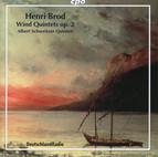 Brod: Wind Quintets, Op. 2, Nos. 1-3