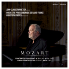 Mozart: Piano Concertos No. 21 & No. 24