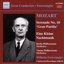 Mozart: Serenades Nos. 10 and 13