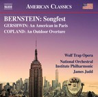 Bernstein, Gershwin & Copland: Works
