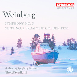 Weinberg: Symphony No. 3 - Suite No. 4 from The Golden Key