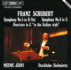 Schubert - Symphony Nos.5 & 6