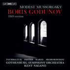 Mussorgsky: Boris Godunov (1869 version, live)