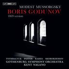 Mussorgsky: Boris Godunov (1869 version, live)