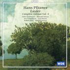 Pfitzner: Lieder (Complete Edition, Vol. 5)
