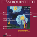 Berlin Philharmonic Wind Quintet / Haas / Burian / Berio / Ligeti / Françaix