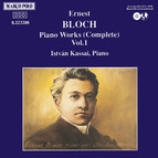 Bloch: Poems of the Sea / Nirvana / In the Night / Enfantines