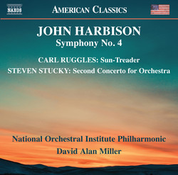 Harbison, Ruggles & Stucky: Orchestral Works