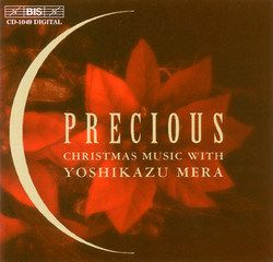 Precious - Christmas Music with Yoshikazu Mera