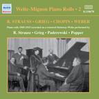 Welte-Mignon Piano Rolls, Vol. 2 (1905-1915)