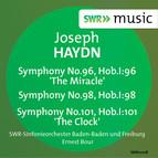 Haydn: Symphonies Nos. 96, 98 & 101
