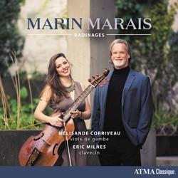 Marais: Works for Viola da gamba & Harpsichord