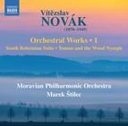 Novák: Orchestral Works, Vol. 1