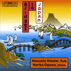 Bridges to Japan - Music for Flute and Piano