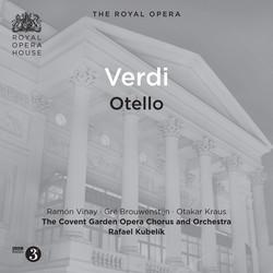 Verdi: Otello (Live Recordings 1955)