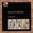 Spain Rondinella (La): Songs of the Sephardim