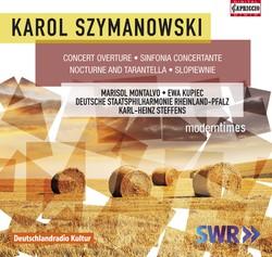 Karol Szymanowski: Modern Times