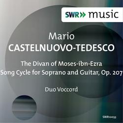 Castelnuovo-Tedesco: The Divan of Moses-Ibn-Ezra