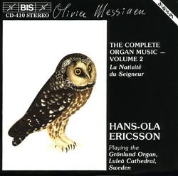 Messiaen - La Nativité du Seigneur. Complete Organ Music, Vol.2