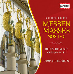 Schubert: Masses Nos. 1-6 - Deutsche Messe