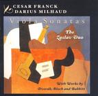 Franck: Violin Sonata (Arr. for Viola) / Milhaud: Viola Sonata No. 2 / Dvorak / Bloch / Babbitt: Viola Works