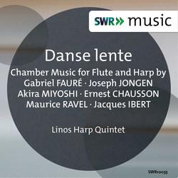 Danse lente - Chamber Music for Flute and Harp