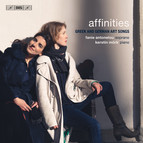 Affinities - Greek and German Art Songs