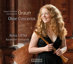 Graun: Oboe Concertos