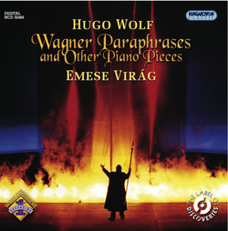 Wolf, H.: Piano Music (Wagner Paraphrases and Other Piano Pieces)