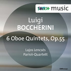 Boccherini: 6 Oboe Quintets, Op. 55