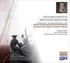 Bach, J.C.F.: Secular Cantatas
