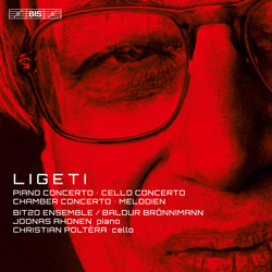 Ligeti - Concertos