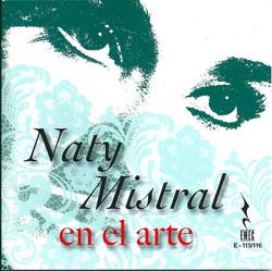 Naty Mistral: En el arte