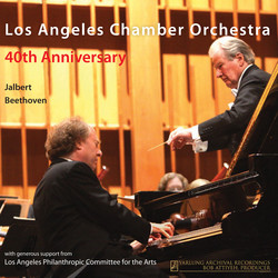 Los Angeles Chamber Orchestra 40th Anniversary