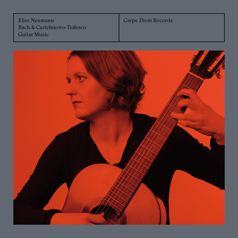 eClassical - Bach & Castelnuovo-Tedesco: Guitar Music
