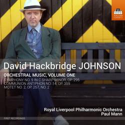 David Hackbridge Johnson: Orchestral Works, Vol. 1