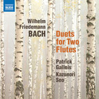 W.F. Bach: 6 Duets for 2 Flutes