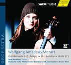 Mozart: Violin Concertos Nos. 1-5 - Adagio in E Major