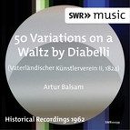 50 Variations on a Waltz by Diabelli (1824)