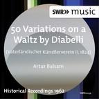 50 Variations on a Waltz by Diabelli (1824)