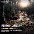 Vasks - Distant Light and other works