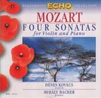 Mozart: Violin Sonatas Nos. 17, 19, 27 and 32
