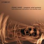 Danzi – Complete Wind Quintets