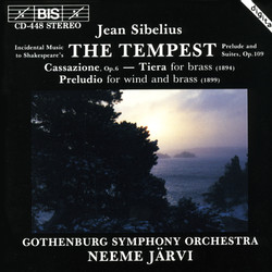 Sibelius - The Tempest, Prelude and Suites, Op.109