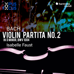 Bach: Violin Partita No. 2, BWV 1004