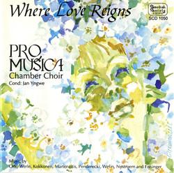 Where Love Reigns