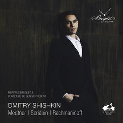 Concours de Genève, Breguet: Dmitry Shishkin