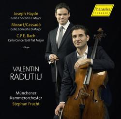 Haydn, Cassado & C.P.E. Bach: Cello Concertos