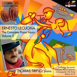 Lecuona - The Complete Piano Music, Vol.5